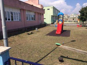 puliziascu9ole2-300x225 Nuovo anno scolastico, pulizia e manutenzione delle scuole. Le foto:
