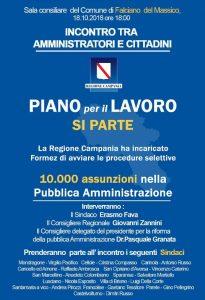 IMMAGINE-MANIFESTO-205x300 PIANO DI LAVORO DELLA REGIONE: PREVISTE  DIECIMILA ASSUNZIONI NELLA PUBBLICA AMMINISTRAZIONE, IL CONSIGLIERE GIOVANNI ZANNINI INCONTRA I SINDACI DELLA PROVINCIA DI CASERTA: TAPPE A MIGNANO MONTELUNGO E FALCIANO DEL MASSICO