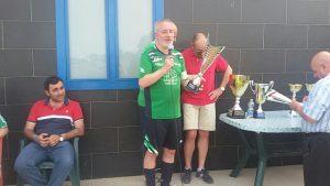 premiazione-5-300x169 Campionato Amatoriale 2018-19: Champions e Supercoppa al Falernum Falciano, battuto nella finalissima il Vstars Vairano 2-0