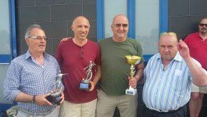 premiazione-6-300x169 Campionato Amatoriale 2018-19: Champions e Supercoppa al Falernum Falciano, battuto nella finalissima il Vstars Vairano 2-0